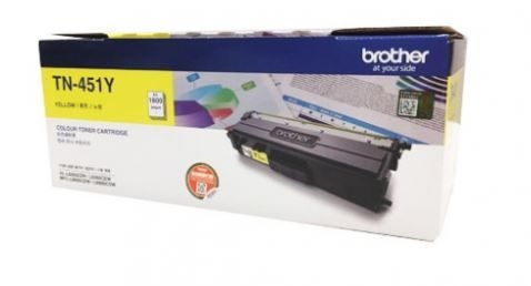 Mực In Brother TN-451Y (Yellow) Toner Cartridge