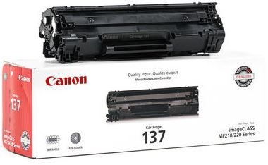 Mực in Canon 137 Black Toner Cartridge