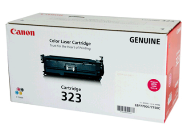 Mực in Canon 323 Magenta Laser Toner Cartridge