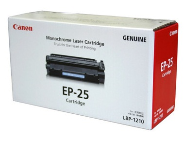 Mực in Canon EP-25 Black Toner Cartridge