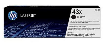 Mực In HP 43X Black Original LaserJet Toner Cartridge - C8543X
