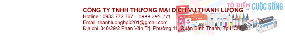 Công Ty TNHH Thương Mại Dịch vụ Thanh Lượng