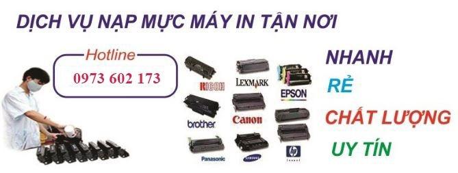 Nạp Mực Máy In M281FDN/ M281FDW Giá Rẻ - Chất Lượng
