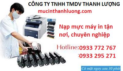 Nạp Mực Máy In  CM2320/ CP2025 Giá Tốt Tại Thanh Lượng