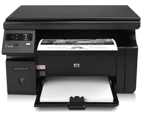Máy in Laser đa năng HP M1132MFP (Print-Scan-Copy)