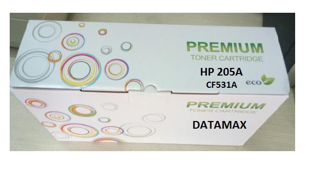 Mực in Laser màu Hp CF531A Cyan (Hp 205A) - Mực máy in M181n/M181fw