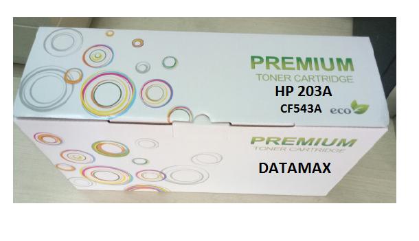 Mực in Laser màu Hp CF543A Magenta (Hp 203A) - Mực máy in M254DW, M280nw, M281FDN