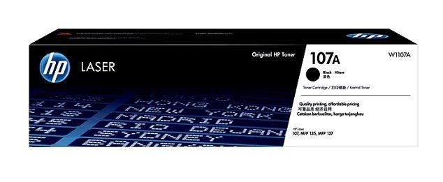 Mực in HP 107 Black LaserJet Toner Cartridge (W1107A)