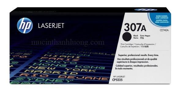 Mực In HP 307A Black LaserJet Toner Cartridge (CE740A)