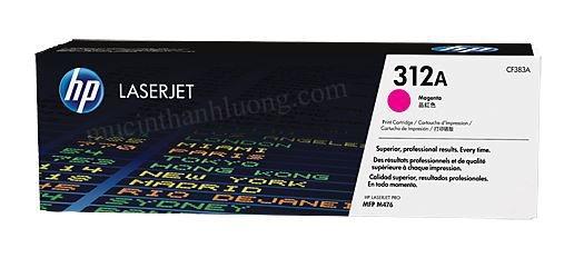 Mực in HP 312A Magenta LaserJet Toner Cartridge (CF383A)
