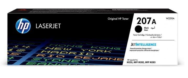 Mực In W2210A (HP 207A) Black - Dùng Cho Máy HP M255nw