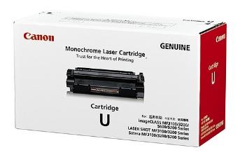 Mực in Canon U Black Toner Cartridge