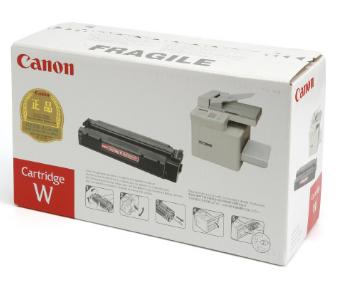 Mực in Canon W Black Toner Cartridge