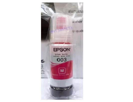 Mực Máy In Epson L1110 - Mực 003 Magenta
