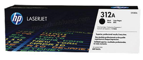 Mực in HP 312A Black LaserJet Toner Cartridge (CF380A)